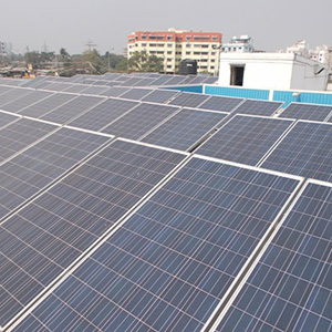 30 kWp Grid – Tie Rooftop Solar Power Plant