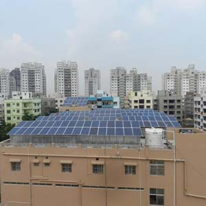 60 kWp Grid – Tie Rooftop Solar Power Plant