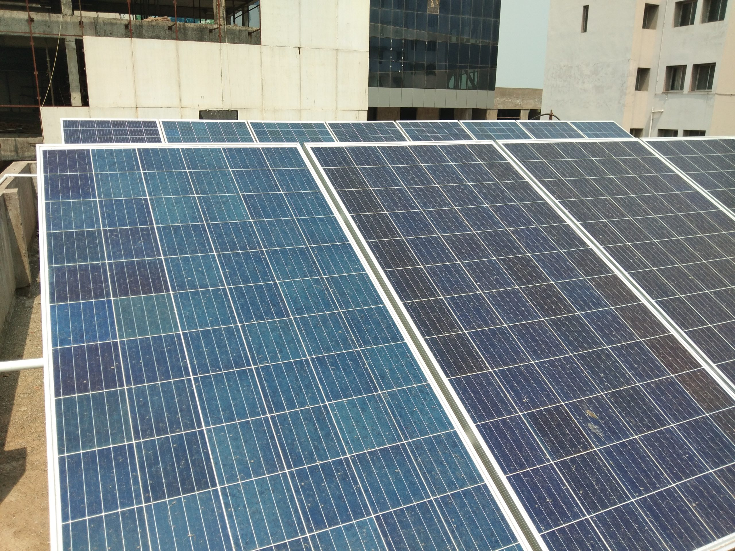 5 kW On-Grid Rooftop Solar Power Plant