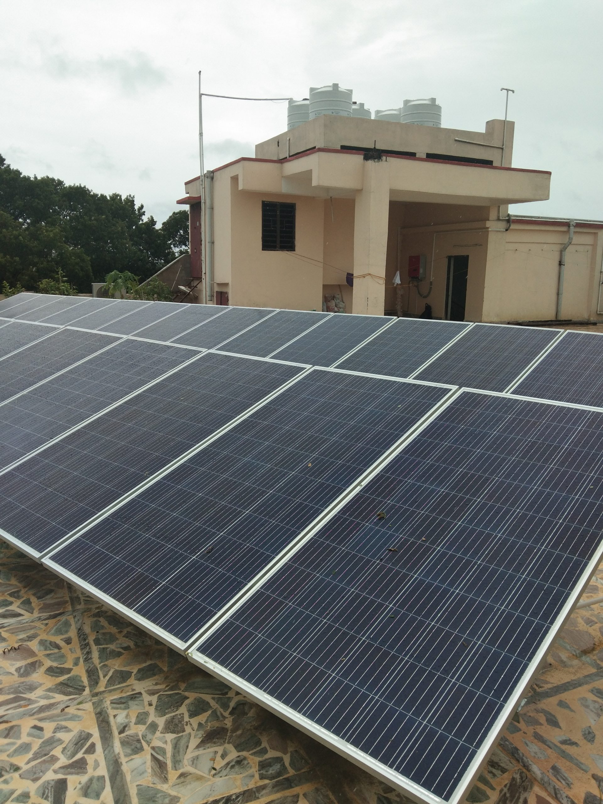 18 kW On-Grid Rooftop Solar Power Plant