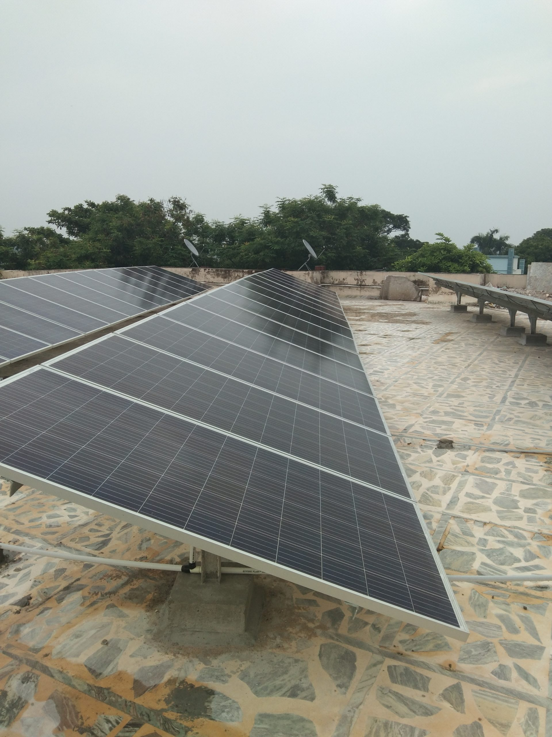 18 kW On-Grid Solar Power Plant
