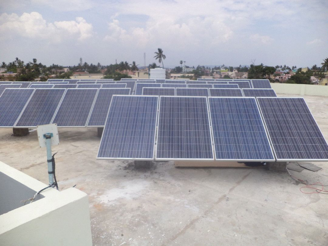 36 kWp On-Grid Rooftop Solar Power Plant